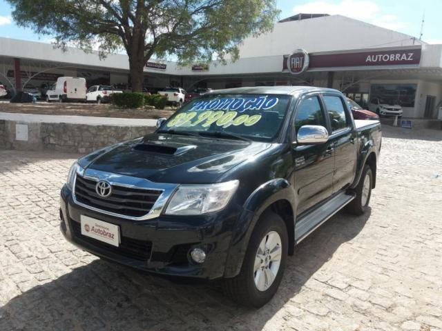 Hilux Cd Srv D4-d 4x4 3.0 Tdi Diesel Aut