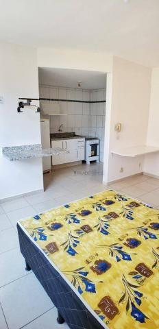 Apartamento com 1 dormitório para alugar, 25 m² por R$ 750,00/mês - Setor Leste Universitá - Foto 2