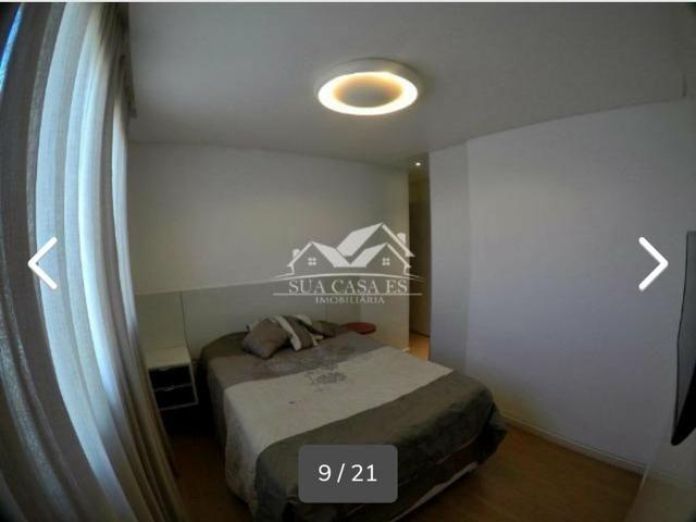 GM - Lindo Apartamento Decorado Villagio Limoeiro Fica tudo - ES - Foto 6