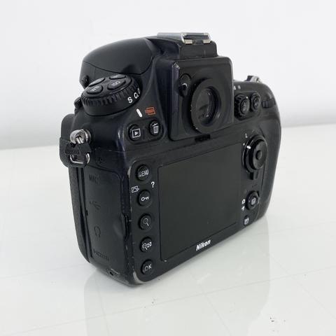 Câmera Full Frame Profissional SLR Nikon D800 36MP - Foto 3