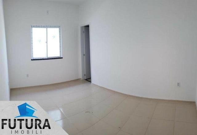 Casa com o melhor preço e entrada, venha conhecer a sua casa nova! - Foto 2