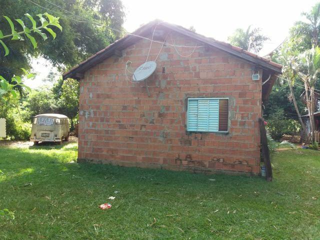 Vendo chácara de 7 hectares com 2 casas 1 cozinha caipira com fogão de lenha - Foto 8