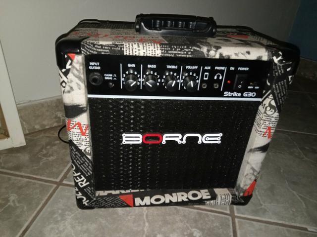 Cubo de guitarra monroe - Foto 3