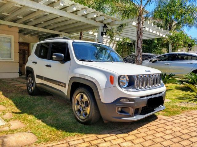Jeep Renegade automático DOCS PAGOS 2020 - Foto 7