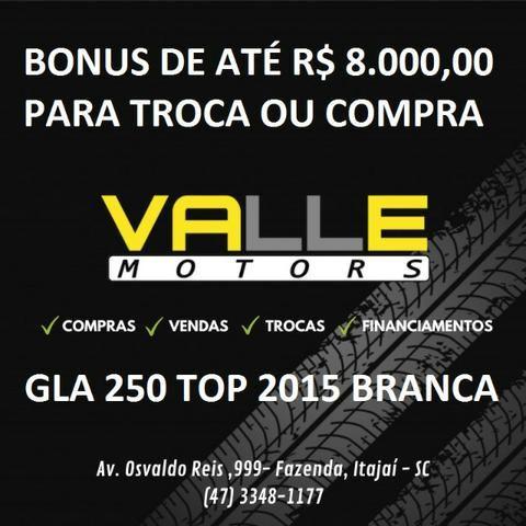 Mercedes-Benz Gla 250 2.0 16v Turbo Gasolina Vision 4p Automático
