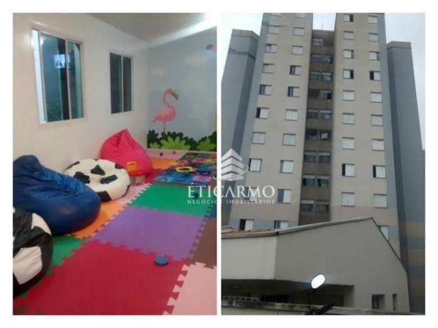 Apartamento com 2 dormitórios à venda, 50 m² por R$ 250.000 - Fazenda Aricanduva - São Pau - Foto 18