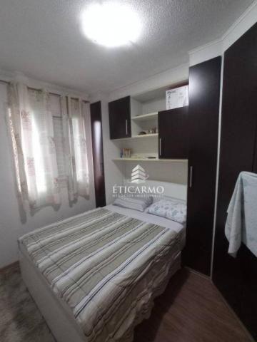 Apartamento com 2 dormitórios à venda, 50 m² por R$ 250.000 - Fazenda Aricanduva - São Pau - Foto 12