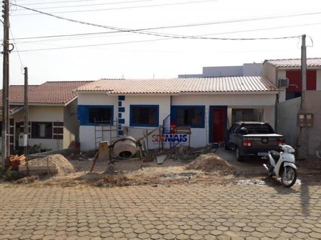 Casa com 2 dormitórios à venda, 70 m² por R$ 150.000 - Colina Park II - Ji-Paraná/RO