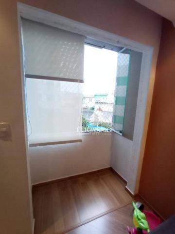 Apartamento com 2 dormitórios à venda, 50 m² por R$ 250.000 - Fazenda Aricanduva - São Pau - Foto 10