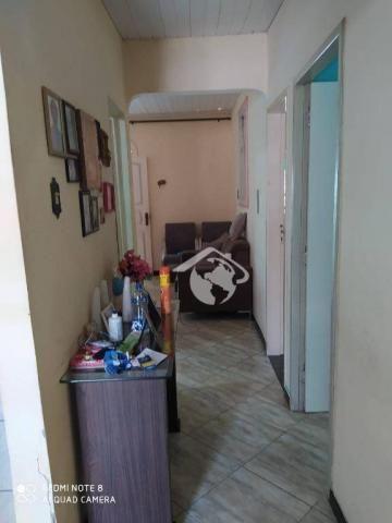 VD./ Casa com 3 dormitórios à venda por R$ 190.000 - Marcos Freire I - Nossa Senhora do So - Foto 7