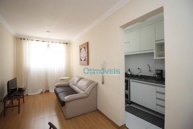 Apartamento à venda, 53 m² por R$ 260.000,00 - Campo Comprido - Curitiba/PR - Foto 4