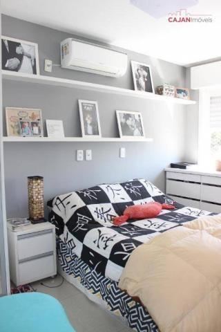 Apartamento com 3 dormitórios à venda, 80 m² por R$ 600.000,00 - Jardim Botânico - Porto A - Foto 16