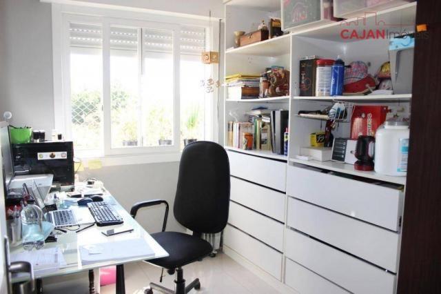 Apartamento com 3 dormitórios à venda, 80 m² por R$ 600.000,00 - Jardim Botânico - Porto A - Foto 17