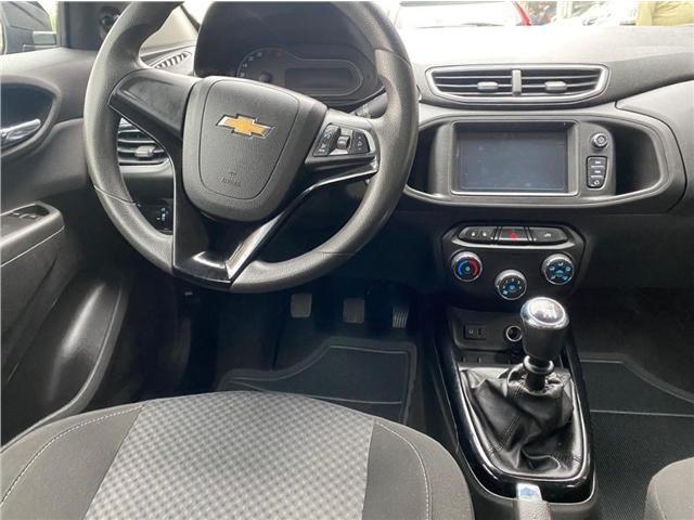 Chevrolet Prisma 1.4 mpfi lt 8v flex 4p manual - Foto 14