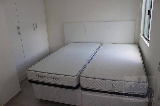 Studio com 1 dormitório para alugar, 38 m² por R$ 1.400,00/mês - São Francisco - Curitiba/ - Foto 10