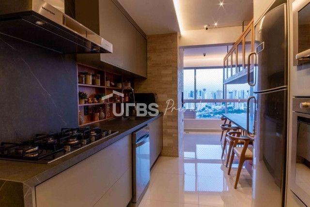 Apartamento com 3 quartos à venda, 178 m² por R$ 1.700.000 - Setor Marista - Goiânia/GO - Foto 5