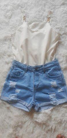 Blusas de alcinha - Foto 5