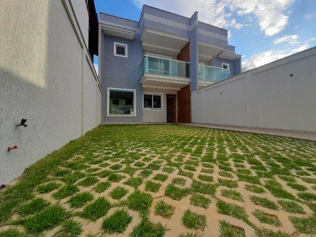 Casa duplex, 03 quartos Suite e Varanda, Piscina - Morada de Laranjeiras