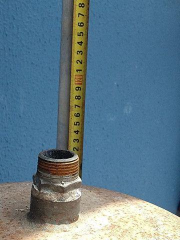 Cilindro de ferro bom para compressor caseiro - Foto 3