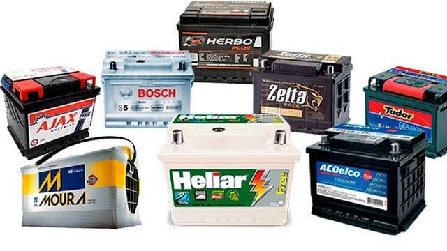 Satélite Baterias .Tudo o que seu carro precisa