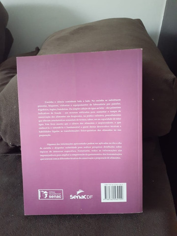 Livro: Alquimia dos Alimentos 2 edição série alimentos e bebidas - Foto 2