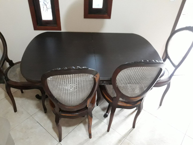 Mesa em jacarandá antiga