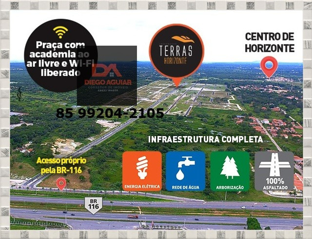 Lotes Terras Horizonte &¨%$ - Foto 2