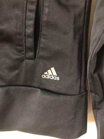 Jaqueta Adidas Original feminina tamanho P - Foto 2