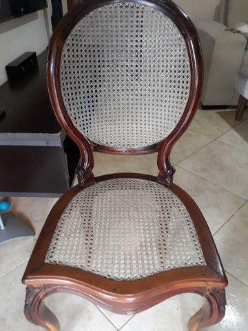 Mesa em jacarandá antiga  - Foto 3