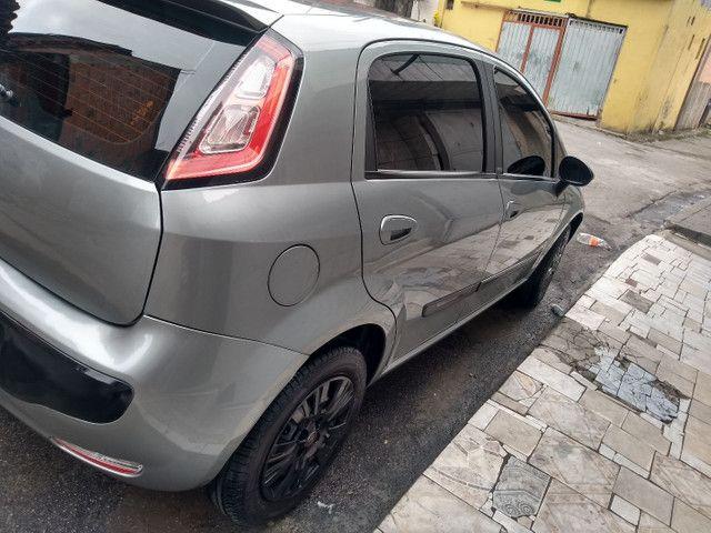 Fiat Punto 2014 atractive 1.4 - Foto 7