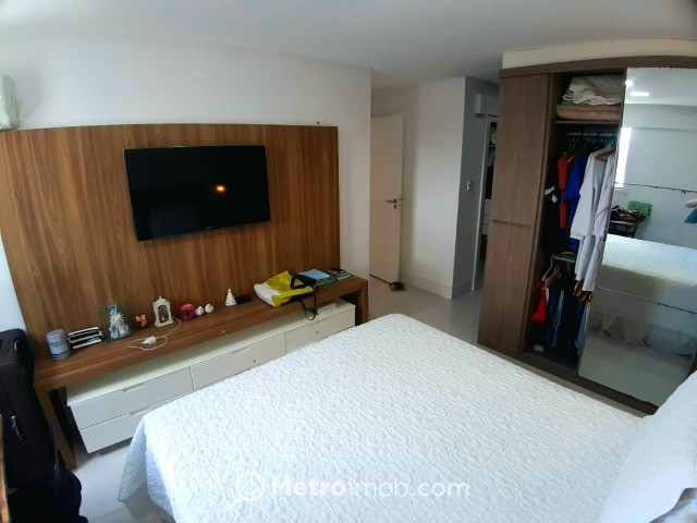 Apartamento com 2 quartos à venda, 97 m² por R$ 680.000 - Ponta da areia - mn