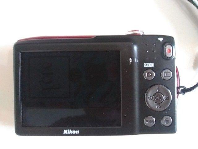 Câmera digital Coolpix S3300 Nikon - Foto 2