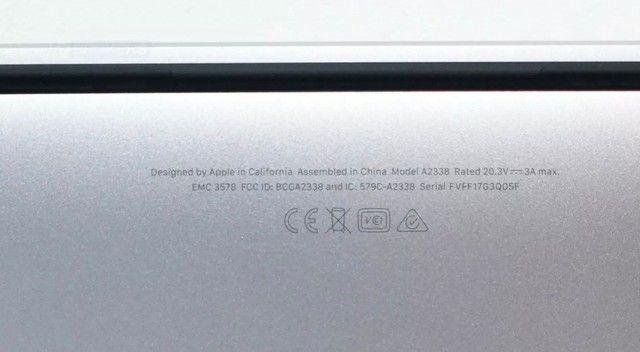 MacBook Pro M1 8Gb RAM 512Gb SSD - 12 ciclos de bateria - Foto 3