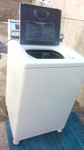 Máquina Lavar Brastemp Anos 80  - Foto 4