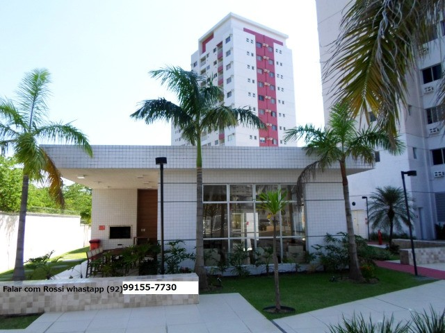 Melhor localização de Manaus= Condominio paradise proximo a tudo para sua Familia - Foto 16