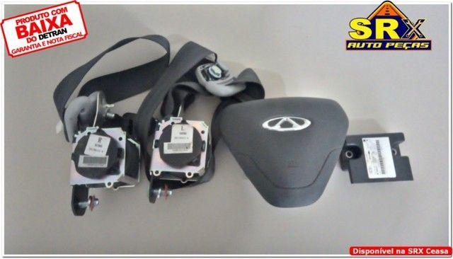 Kit Airbag Chery Tiggo 2 2019 - Foto 4
