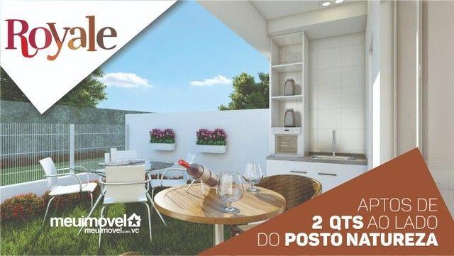 15# Apartamentos com elevador e porcelanato no Turu com entrada facilitada