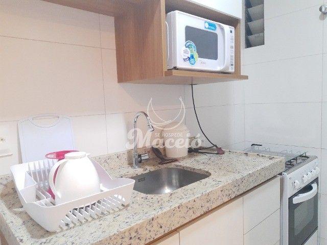Apartamento Quarto e sala mobiliado na Ponta Verde - Foto 12