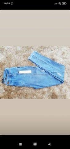 Calça jeans feminina - Foto 4