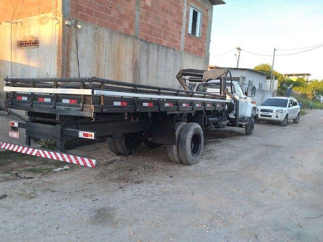 Caminhão D 12000 C/ Munck 3,5 Ton. . - Foto 4