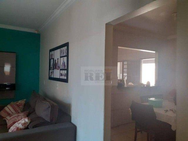 Casa com 4 dormitórios à venda, 225 m² por R$ 400.000,00 - Residencial Canaã - Rio Verde/G - Foto 8