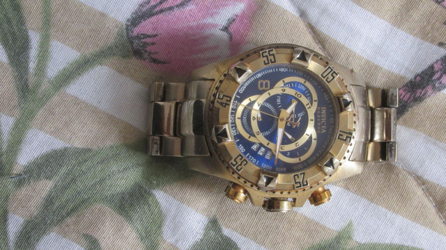 Super relógio Invicta