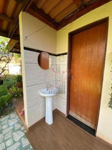 Casa na Av. Paraná com 4 quartos para alugar, 185 m² por R$ 2.500/mês - Jardim das Laranje - Foto 16