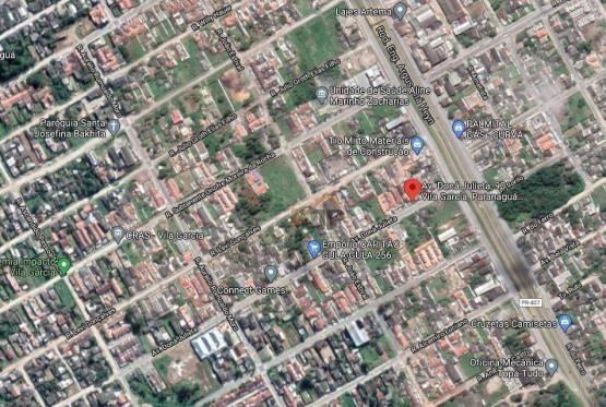 Casa com 2 dormitórios à venda, 46 m² por R$ 97.598,15 - Vila Garcia - Paranaguá/PR - Foto 2