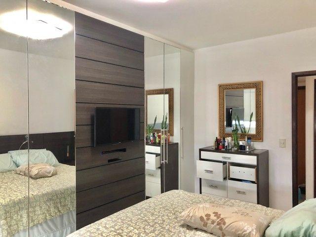 Apartamento com 3/4 completo de armários na ponta verde  - Foto 10