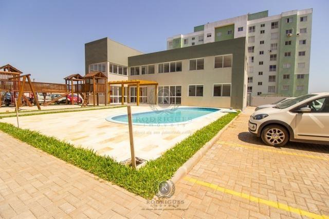 Apartamento 3 dormitórios próximo Lagoa do Violão - Foto 20