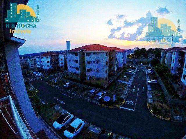 Aceita FGTS - Financia - Jardim Paradiso Girassol - 2 quartos - 44m² - Torquato Tapajós - Foto 8