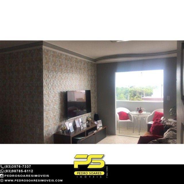 Apartamento com 4 dormitórios à venda, 96 m² por R$ 230.000 - Água Fria - João Pessoa/PB - Foto 8