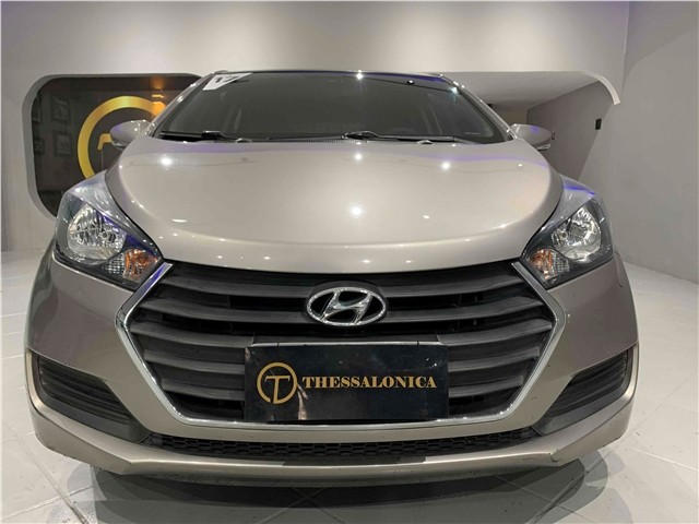 Hyundai Hb20 2017 1.0 comfort 12v flex 4p manual - Foto 2
