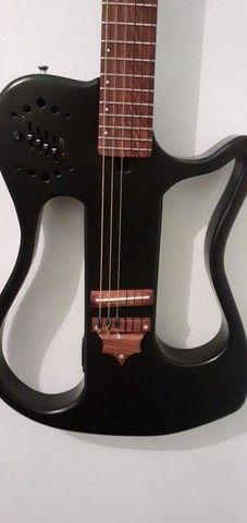 Vendo ou troco violão vazado